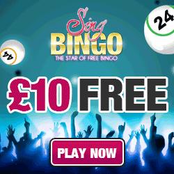 Sing Bingo | 5 Star Bingo