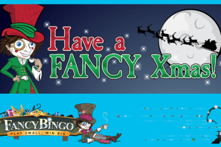 Fancy Christmas|Fancy Bingo