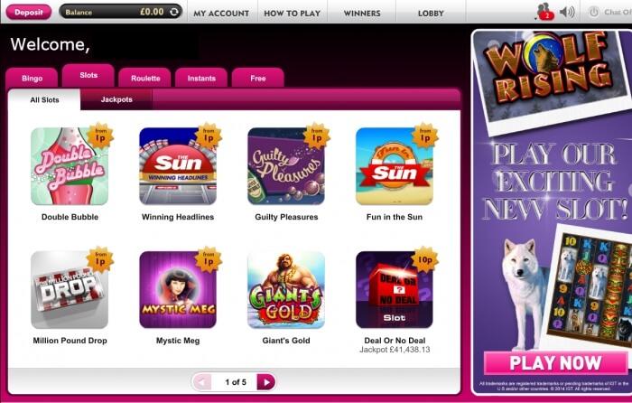 free online free slots bingo online spielen