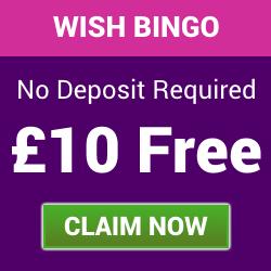 wish bingo | no deposit bonus | free bingo
