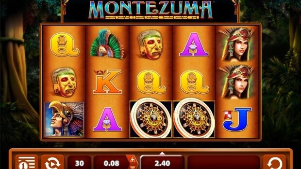 The Montezuma online slot | Heart Bingo | free bingo