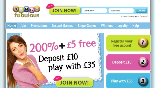 bingo fabulous | free bonus | free bingo