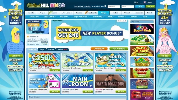 william hill online casino best online casino games