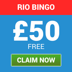 £50 Welcome Bonus with Rio Bingo