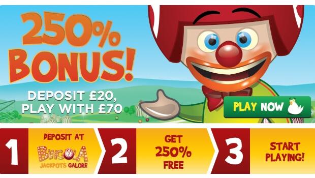 online casino signup bonus crazy slots casino