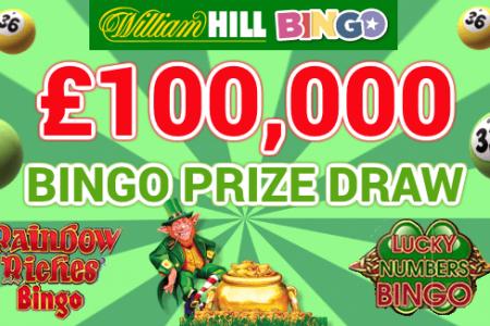 william hill bingo   100K bingo prize draw   free bingo