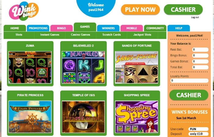 free online slots for fun bingo kugeln