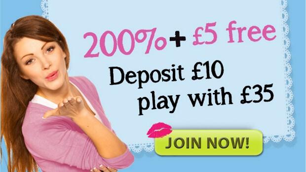 £25 Free Welcome Bonus with Bingo Fabulous