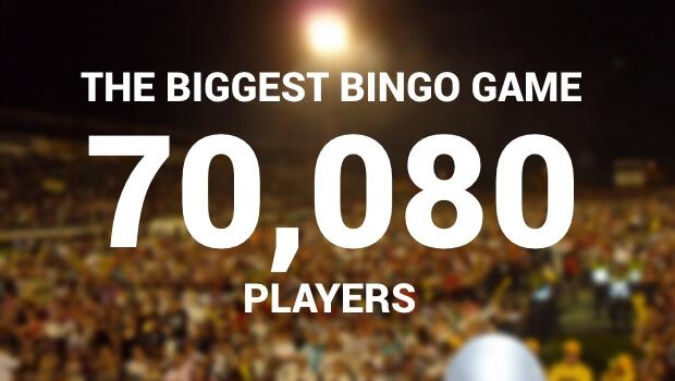 The Biggest Game of Bingo | Free Bingo