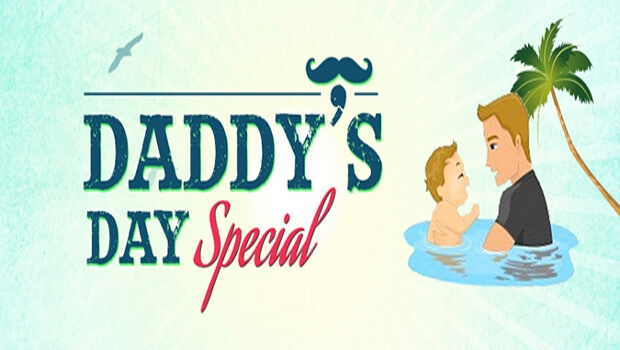 Daddy's Day Special Bonuses with New Look Bingo