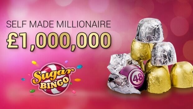 WIN £1,000,000 and become a Self Made Millionaire