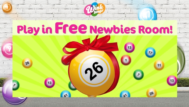 Wink Bingo   WIN up to £300 a Day for FREE with No Deposit Needed