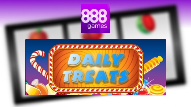 Get Daily Treats with 888 Games