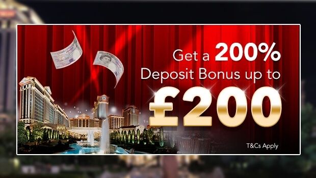 caesars casino online hot casino