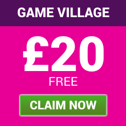 Deposit £5 and Play With £25 at GameVillage