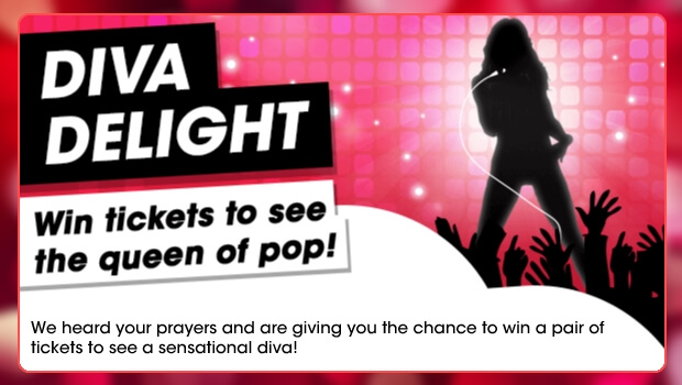 Heart Bingo | WIN Tickets to See Madonna Live at the O2