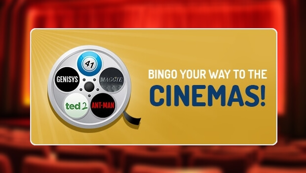 Landmark Bingo | WIN Special Cineworld e-Gift Cinema Tickets each Week in July
