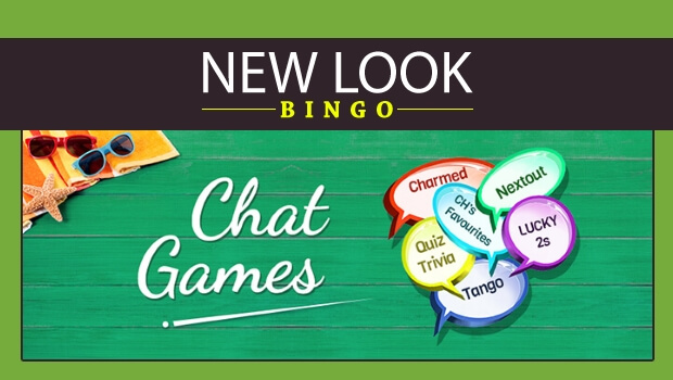 Play New Look Bingo Chat Games for Bonuses and Free Tickets