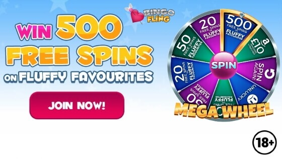 bingo-fling-welcome-bonus-5-starbingo-May-2020