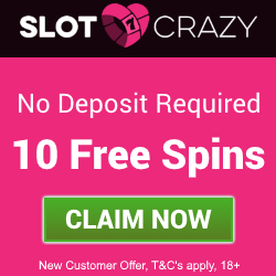 slozy-crazy-10-free-spins-no-deposit-required-5starbingo-box
