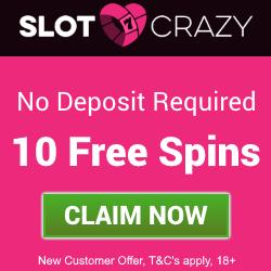 slozy-crazy-10-free-spins-no-deposit-required-5starbingo-box