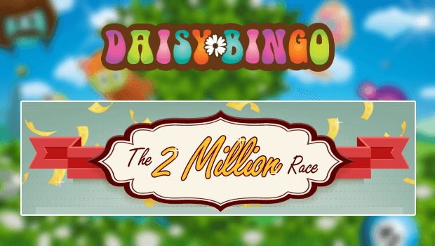Daisy Bingo | The 2 Million Race