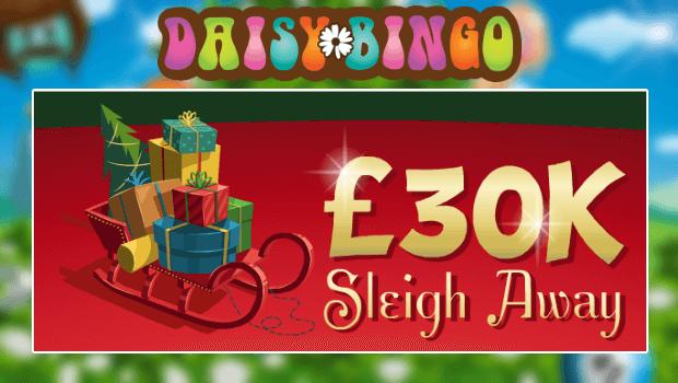Daisy Bingo | £30,000 in Xmas Jackpots