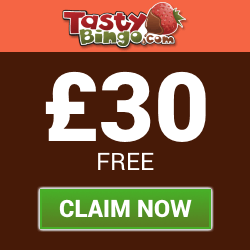 Tasty Bingo   Get £30 Free