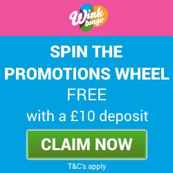 Wink Bingo | Free Bingo Bonus