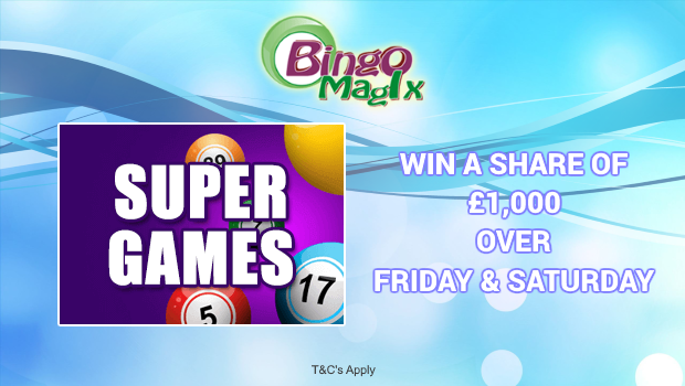 Bingo Matrix | Get £60 free bingo bonus on a £10 deposit
