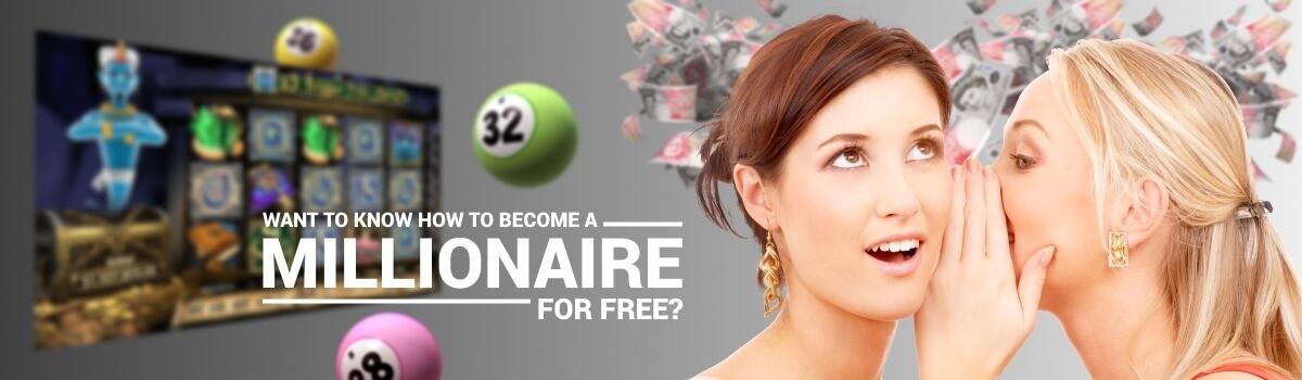 Become an Online Bingo Millionaire for Free | 5 Starbingo