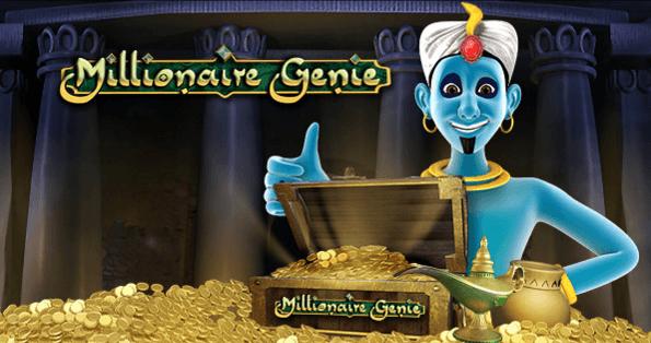 Millionaire Genie | play progressive jackpots for free