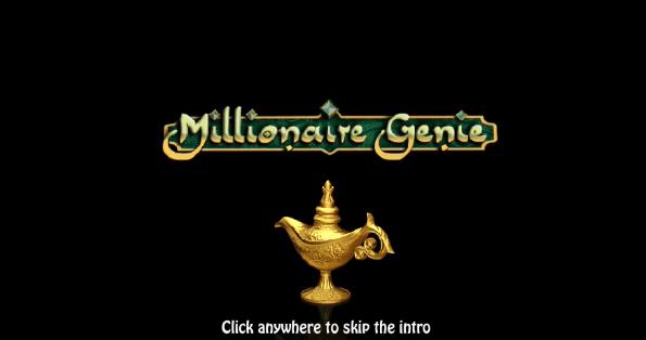 Millionaire Genie | Win a million for free