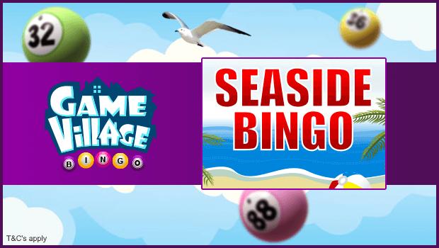 GameVillage Bingo | Play Seaside Bingo - Online Bingo Games