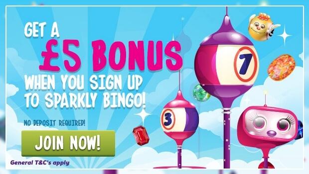 free bingo no deposit needed
