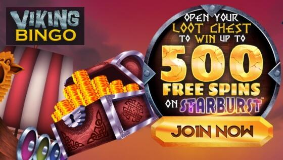 viking-bingo-500-free-spins-5-starbingo-May-2020