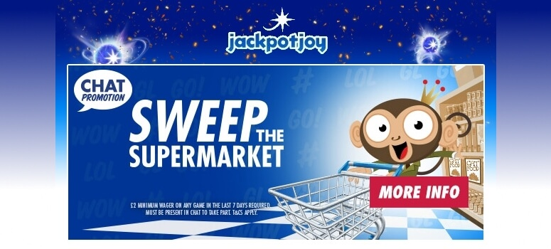 Jackpotjoy | Win free bingo cash and shopping vouchers