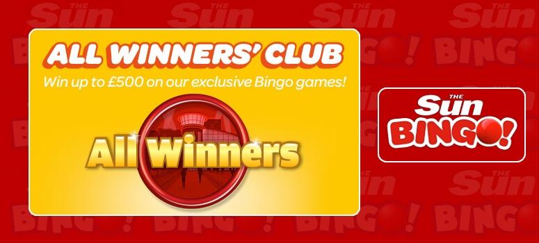 Sun Bingo | Get £30 free bingo bonus