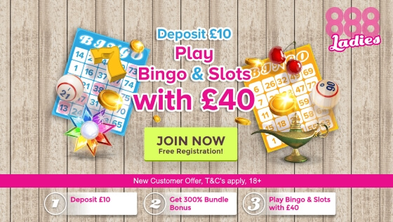 888-ladies-welcome-bonus-offer
