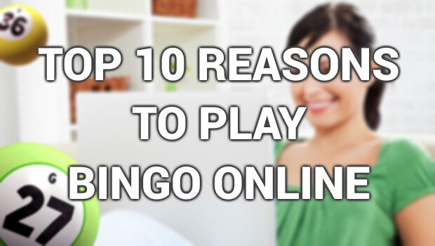Top Reasons to Play Online Slots