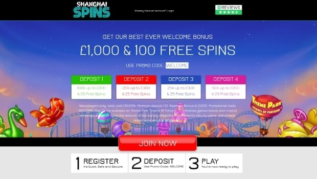 online casino free spins on signup no deposit
