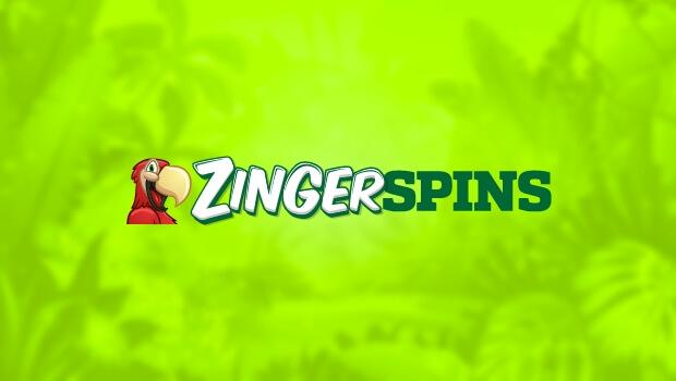 Zinger Spins   100% bonus plus 10 free spins