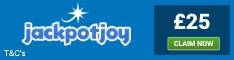 Jackpotjoy Bingo | Free Bingo Bonus