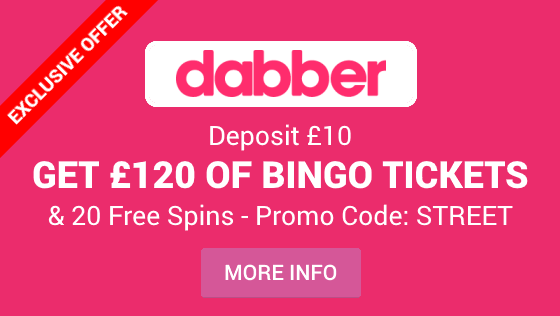 Dabber-Bingo-Offer-Exclusive