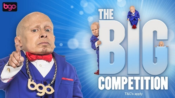 BGO Bingo | The Big Competition