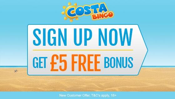 Bingo bonus no deposit sign up bonus mgm grand poker tournaments