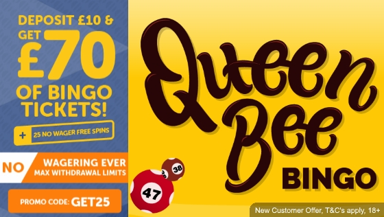 queen-bee-bingo-free-bingo-bonus-5-starbingo-dec-2018