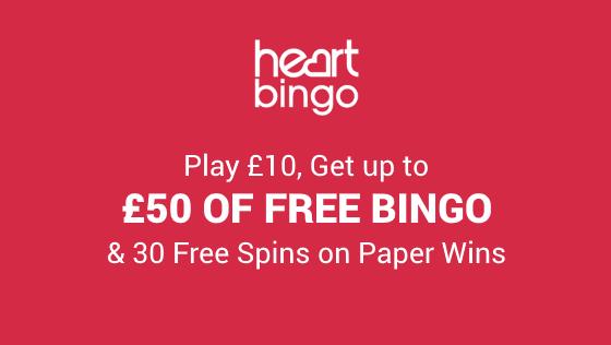 Heart Bingo-Offer-May-2019