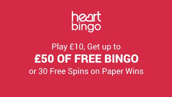 Heart Bingo-Offer-Aug-2019